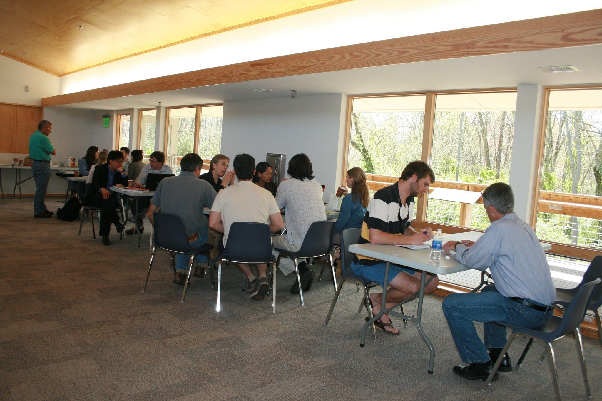 NCSBDC workshop