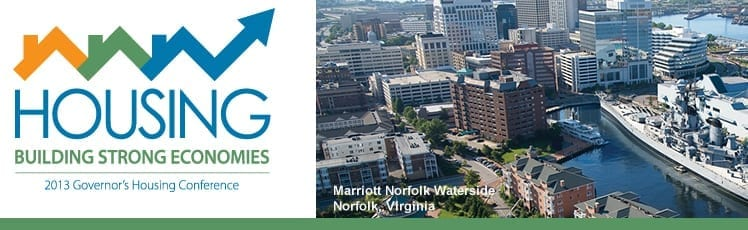 2013 Governor's Housing Conference