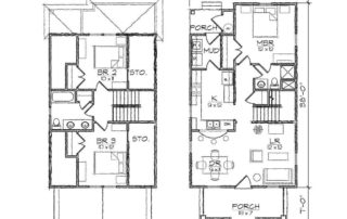 Ansley I Floor Plan