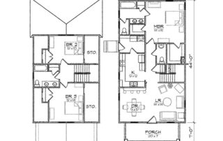 Ansley III Floor Plan