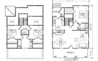 Bailey I Floor Plan