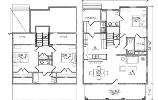 Bailey III Floor Plan