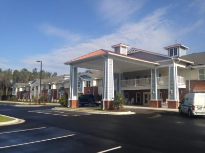 Beaufort Spring Senior Living Community, Beaufort, NC