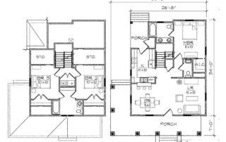 Benson II Floor Plan