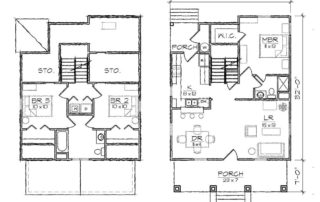 Bentley I Floor Plan
