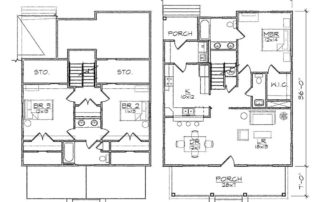 Brookestone III Floor Plan