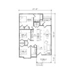 Carlisle I Floor Plan
