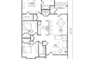 Carlisle II Floor Plan