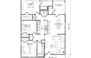 Carolinian II Floor Plan