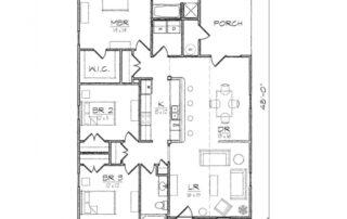 Carolinian III Floor Plan