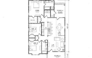 Carson III Floor Plan