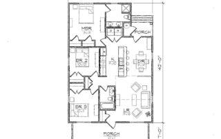 Clarke I Floor Plan