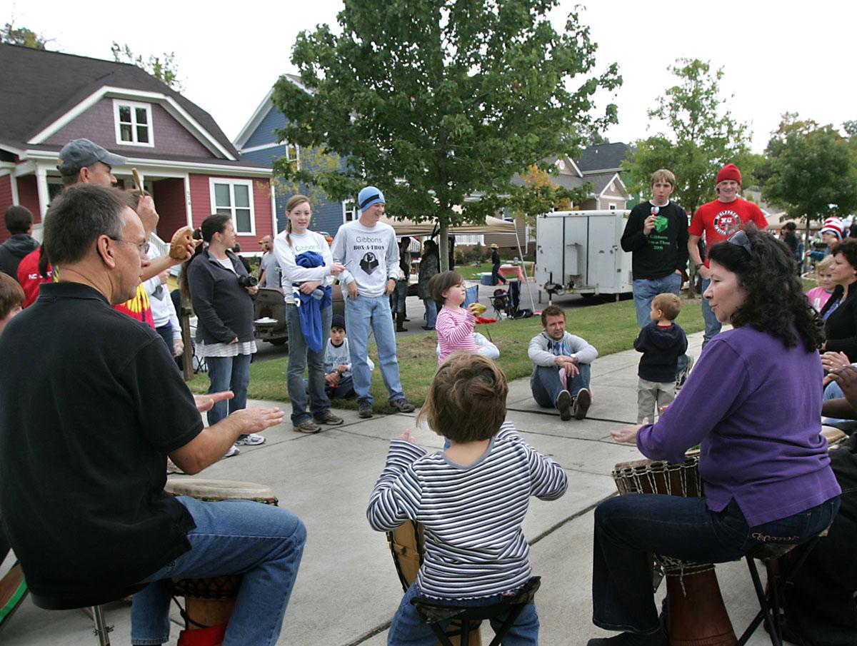 Cooke Street Fall Festival