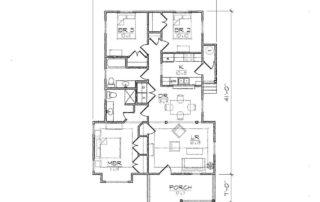 Dawson I Floor Plan