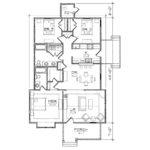 Dawson II Floor Plan