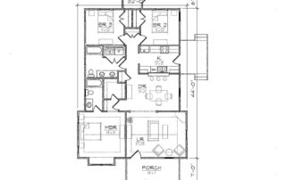 Dawson II Floor Plan