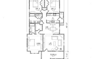 Dawson III Floor Plan