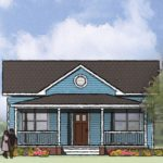 Delany Front Rendering