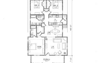 Delany III Floor Plan