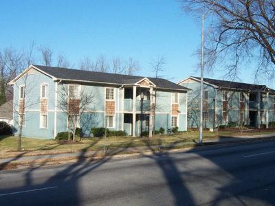 Edenton Street Quads, Raleigh, North Carolina
