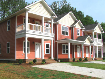 Covenant Place Townhouse, Chattanooga, Tennessee