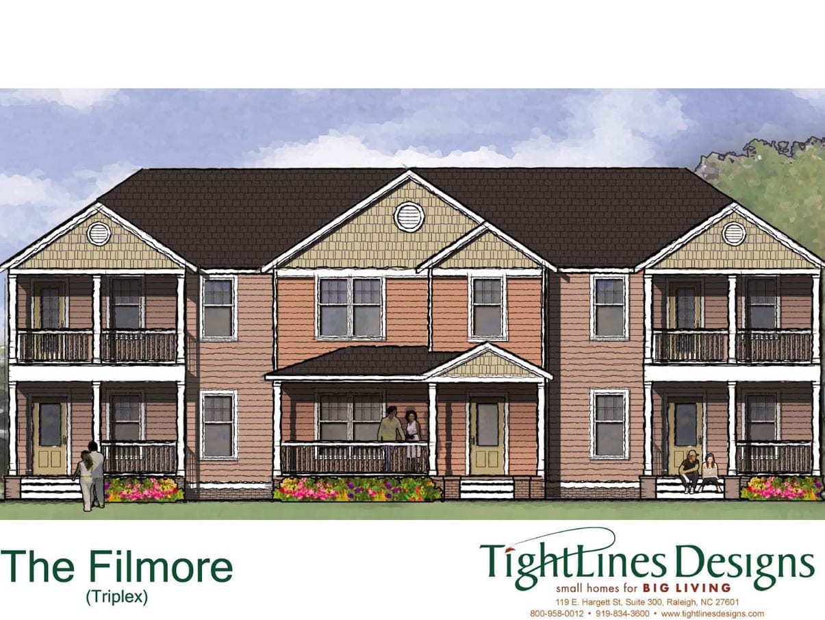 TightLines Townhome Triplex - Chattanooga, TN - Tightlines Designs on 2 storey home designs, complex home designs, warehouse home designs, 2 family home designs, bungalow home designs, industrial home designs, duplex home designs, winery home designs, one level home designs, 4 family home designs, 3 family home designs, project home designs, zero lot line home designs, multi-unit home designs, pud home designs, three story home designs, 4-plex home designs, 2 story home designs, quadplex home designs, 1.5 story home designs,