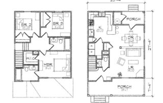 Fisher I Floor Plan