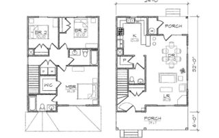Fisher II Floor Plan
