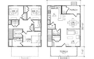 Fitzgerald II Floor Plan