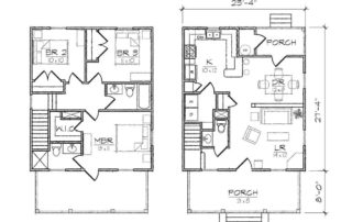 Florence I Floor Plan