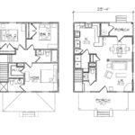 Four Square I Floor Plan