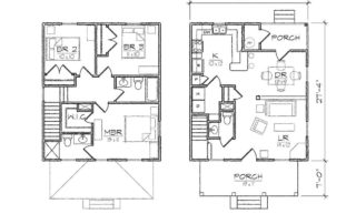Four Square I Floor Plan