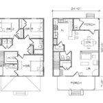 Four Square II Floor Plan