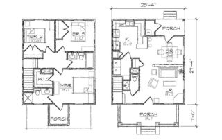 Foxgate I Floor Plan