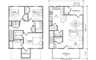 Foxgate II Floor Plan