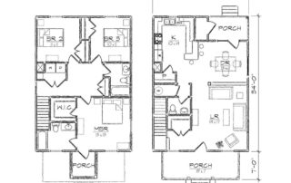 Foxgate III Floor Plan