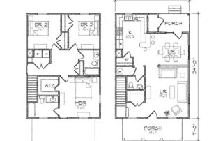 Franklin III Floor Plan