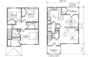 Frederick I Floor Plan