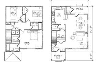 Frederick III Floor Plan
