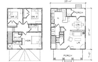 Fulton I Floor Plan
