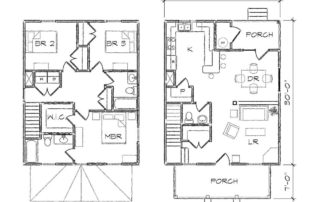 Fulton II Floor Plan