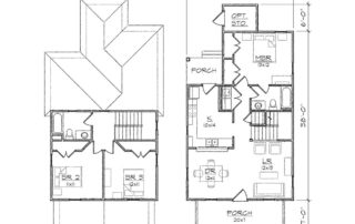 Gentry II Floor Plan