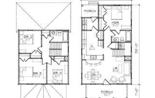 Gibson III Floor Plan