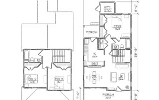 Gilkey II Floor Plan