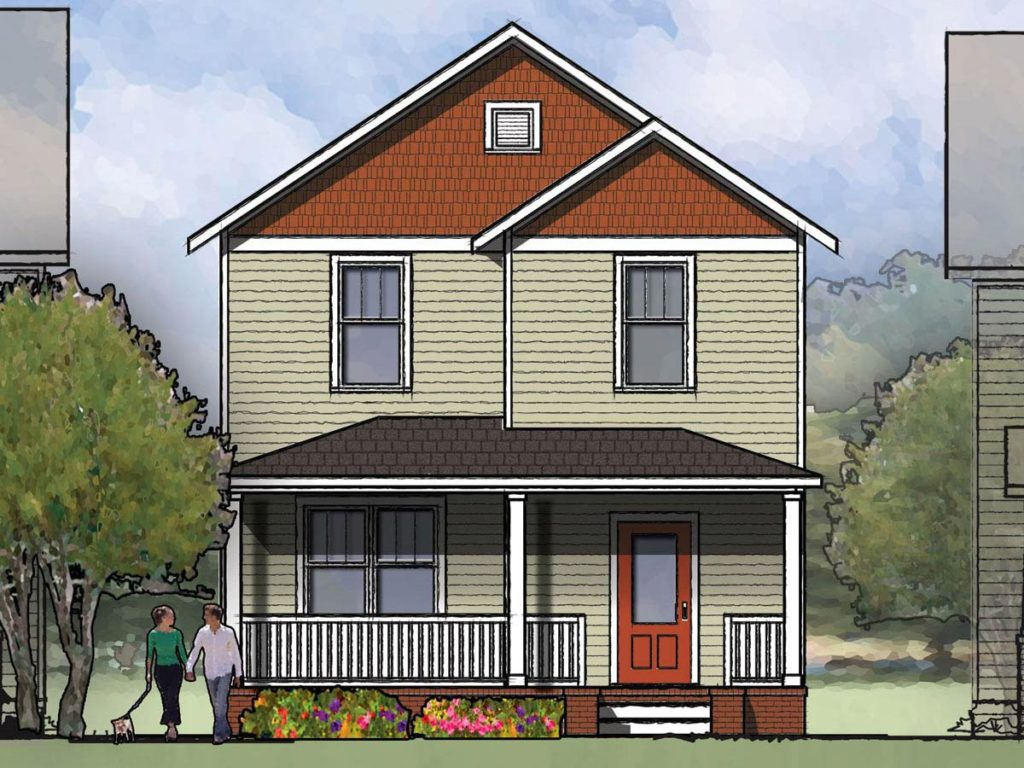 Gilkey Front Rendering
