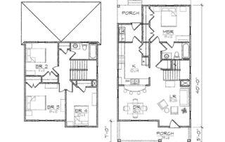 Granville III Floor Plan