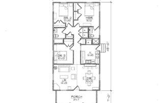Hadley I Floor Plan