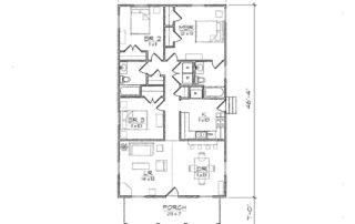 Hadley II Floor Plan