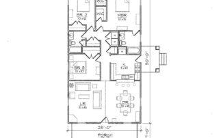 Hadley III Floor Plan
