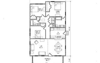 Halifax II Floor Plan